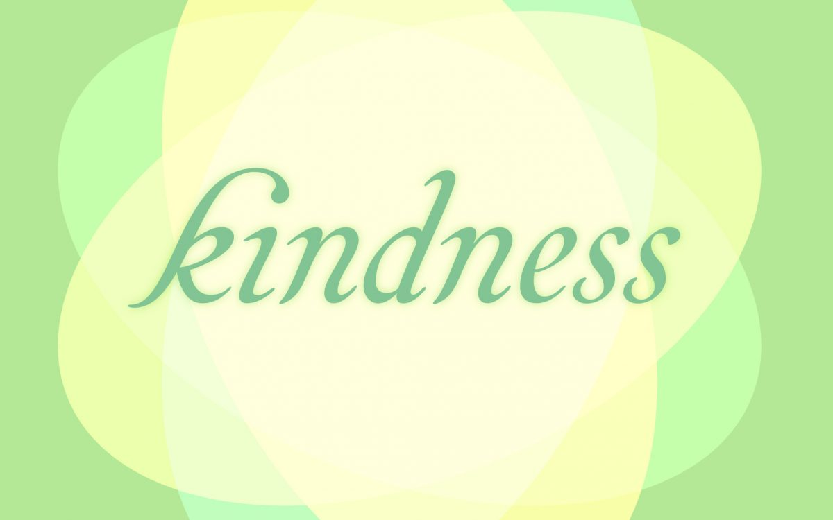 featured image: kindness