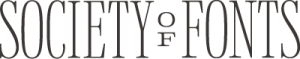 Society of Fonts